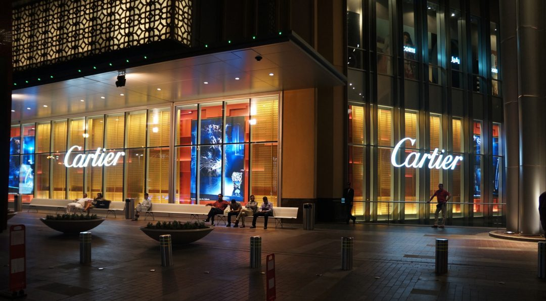 Cartier Dubai Mall