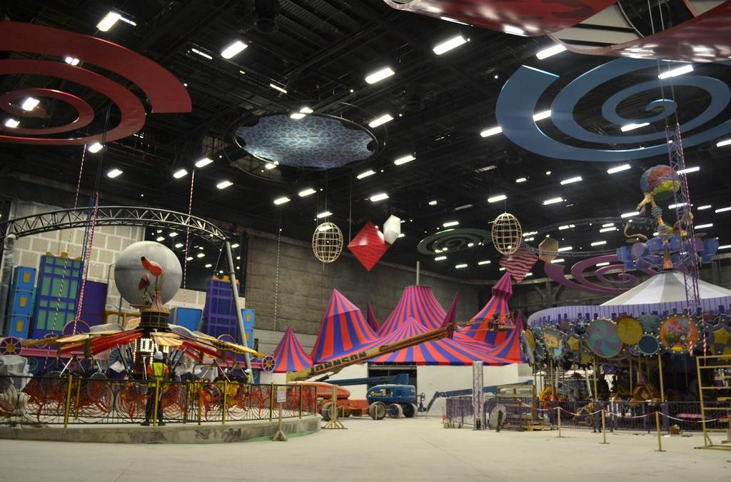 Motiongate, Dubai Parks & Resorts